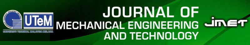 JMET Journal UTeM